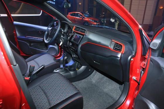 Honda Brio mới ra mắt ở Việt Nam với giá 418 triệu đồng ảnh 6