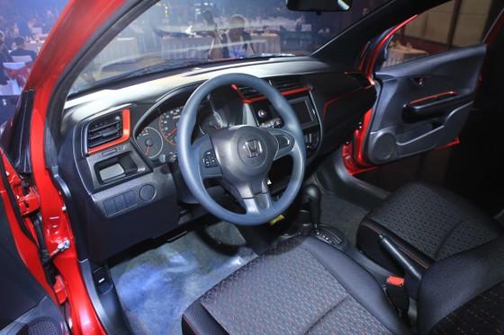Honda Brio mới ra mắt ở Việt Nam với giá 418 triệu đồng ảnh 5