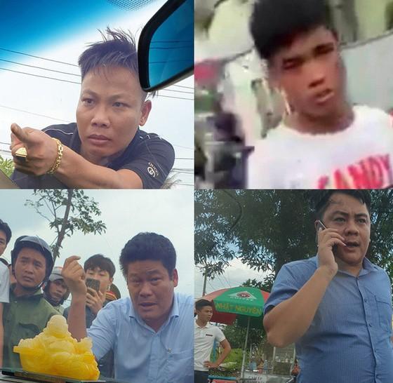 Khởi tố chủ doanh nghiệp gọi giang hồ chặn vây xe công an ở tỉnh Đồng Nai ảnh 1