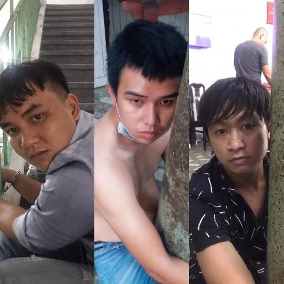Bắt băng nhóm cướp giật tài sản liên quận ở TPHCM ảnh 1