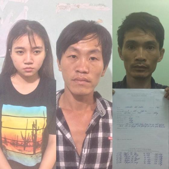 Bắt nhóm đối tượng chuyên đột nhập nhà trọ trộm cắp tài sản ở TPHCM ảnh 1