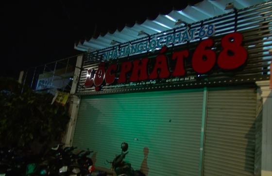 Đột kích nhà hàng Lộc Phát 68 phát hiện hàng chục người nghi phê ma tuý ảnh 1