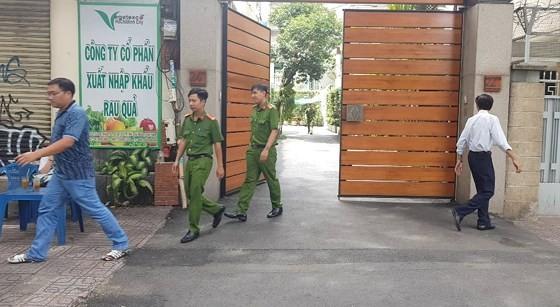 Khởi tố thêm tội Tham ô với nguyên Tổng Giám đốc Tổng Công ty Nông nghiệp Sài Gòn Lê Tấn Hùng ảnh 1