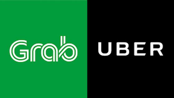 Grab thôn tính Uber tại khu vực Đông Nam Á ảnh 1
