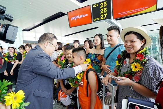 Vietjet Air khai trương đường bay mới Hà Nội - Đài Trung ảnh 1