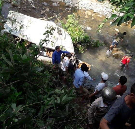 Vụ tai nạn thảm khốc tại Lai Châu: Xe bồn chạy với tốc độ 109 km/giờ trước khi gây tai nạn làm 13 người thiệt mạng ảnh 3