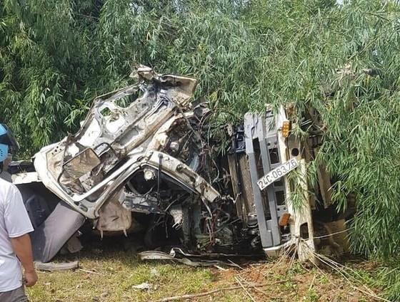 Vụ tai nạn thảm khốc tại Lai Châu: Xe bồn chạy với tốc độ 109 km/giờ trước khi gây tai nạn làm 13 người thiệt mạng ảnh 4
