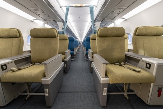 Vietnam Airlines đón máy bay A321neo đầu tiên ảnh 3