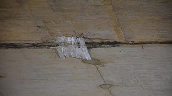 VEC phản hồi việc dùng băng keo chống thấm hầm chui cao tốc Đà Nẵng - Quảng Ngãi ảnh 1