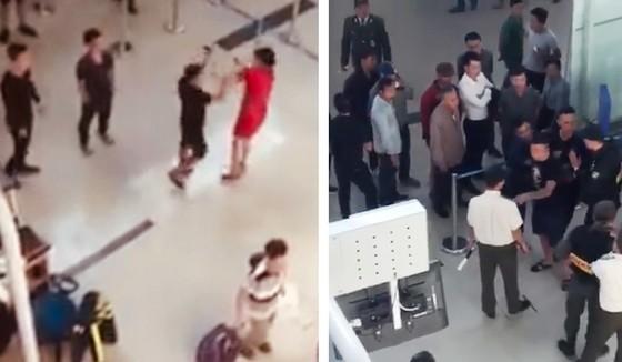 Yêu cầu xử lý nghiêm các đối tượng hành hung nhân viên hàng không ảnh 1