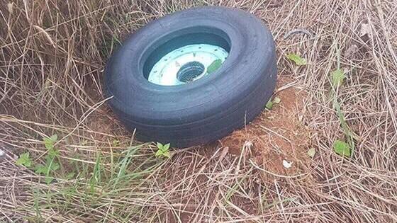 Đã tìm thấy lốp máy bay Vietjet bị sự cố ở sân bay Buôn Ma Thuột ảnh 1