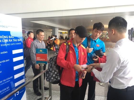Đội tuyển Việt Nam lên đường dự AFC Asian Cup 2019  ảnh 4