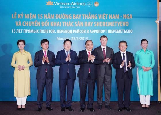 Hàng không giúp đạt mục tiêu đón 1 triệu khách Nga đến Việt Nam vào năm 2020 ảnh 1