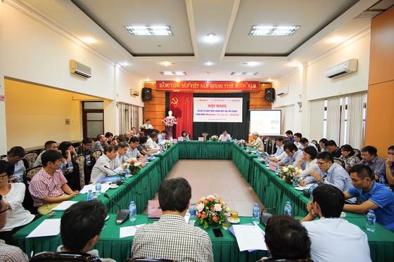 Sơ kết 1 năm kết nghĩa 3 Báo Đảng Hànộimới - Thừa Thiên Huế - Sài Gòn Giải Phóng ảnh 1
