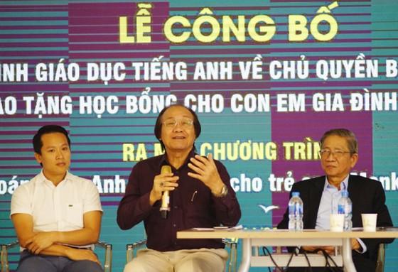 Ra mắt chương trình giáo dục tiếng Anh về chủ quyền biển đảo Việt Nam ảnh 1