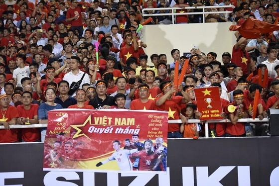 Khoảnh khắc chiến thắng trong trận Việt Nam – Malaysia ảnh 6