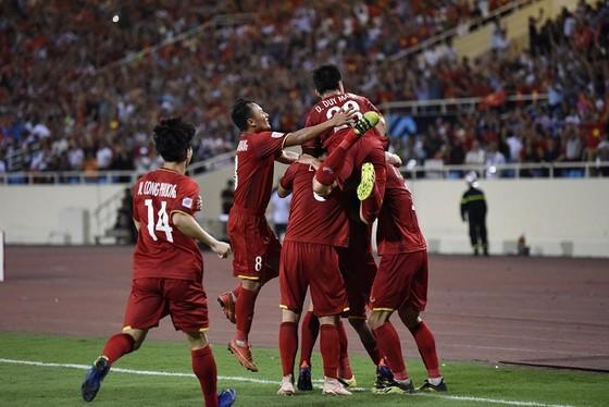 Khoảnh khắc chiến thắng trong trận Việt Nam – Malaysia ảnh 10