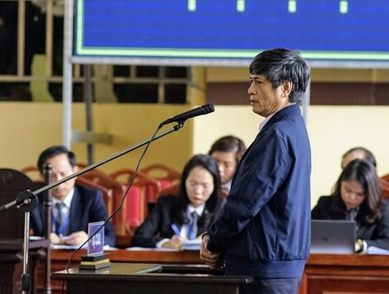 Đối chất lời khai của cựu tướng Nguyễn Thanh Hóa tại tòa ảnh 3