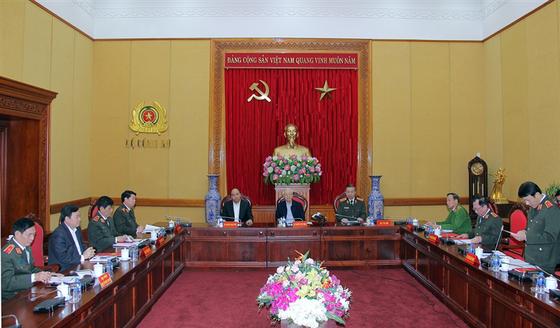 Tổng Bí thư, Chủ tịch nước hoan nghênh Bộ Công an đi đầu trong đổi mới công tác cán bộ ảnh 1