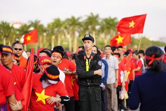 Công an Hà Nội triển khai phương án đảm bảo an ninh trật tự trận chung kết AFF Cup 2018