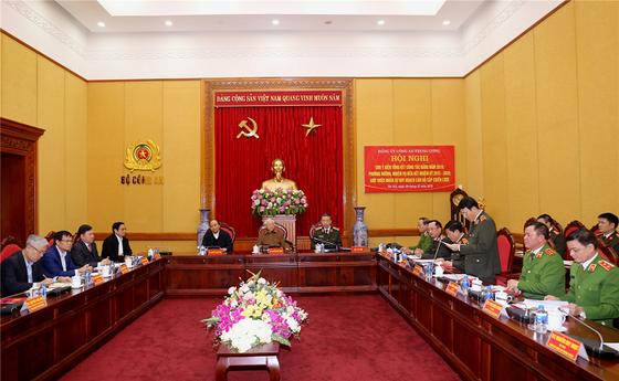 Bộ Công an bỏ phiếu giới thiệu nhân sự vào Ban Chấp hành Trung ương Đảng nhiệm kỳ 2021-2026 ảnh 2