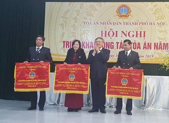 Tòa án Hà Nội sớm nhận đơn khởi kiện qua mạng internet ảnh 1