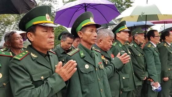 Tri ân các liệt sĩ tại di tích Đồn biên phòng 209 - Pò Hèn ảnh 1