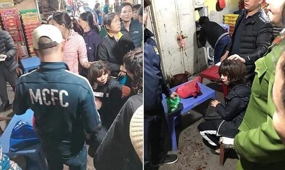Khởi tố đối tượng dùng súng cướp tài sản ở chợ Long Biên ảnh 1