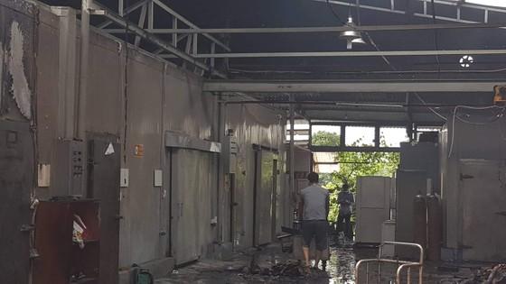 Vụ cháy nhà xưởng ở Hà Nội: Cả 4 người trong một gia đình tử nạn ảnh 6