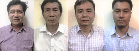 Hàng loạt lãnh đạo Tổng Công ty Máy động lực và Máy nông nghiệp Việt Nam bị bắt ảnh 1
