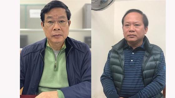 Hai nguyên Bộ trưởng Bộ TT-TT nhận hối lộ hàng triệu USD ảnh 1