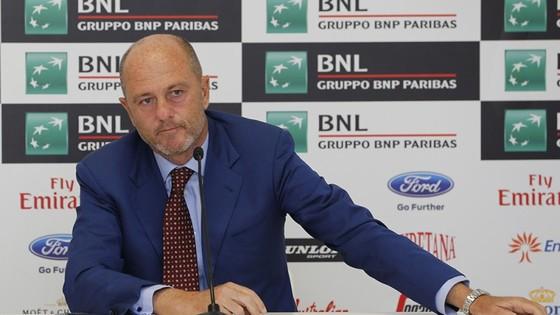 Chủ tịch FIT Angelo Binaghi phản đối việc Maria Sharapova nhận suất wild-card ở Rome