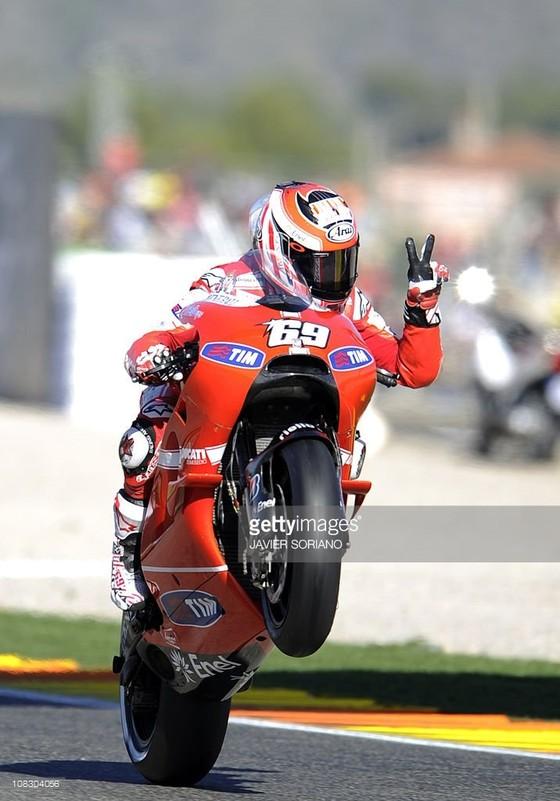 Tay đua mô tô nổi tiếng Nicky Hayden qua đời ảnh 1