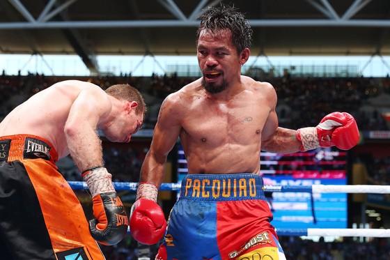 Pacquiao muốn tái đấu với Jeff Horn ở quê nhà ảnh 1