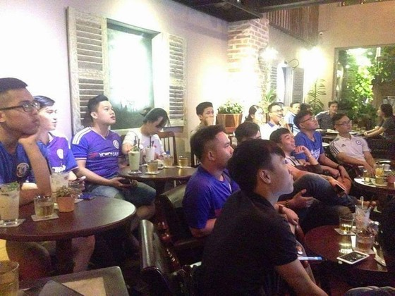 """True Blue Sài Gòn """"phục kích"""" trận Leicester – Chelsea  ảnh 4"""