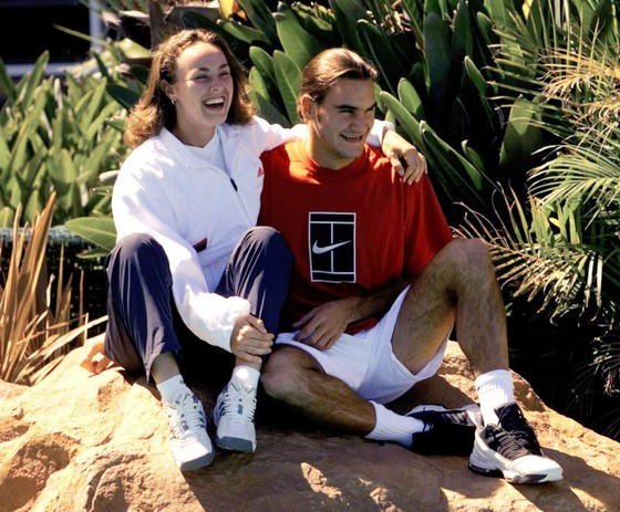 """""""Tôi dạy Federer cách thắng giải đấu đầu tiên"""" ảnh 1"""