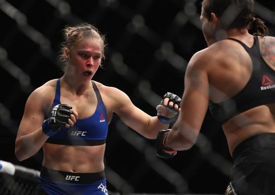 Ronda Rousey sẽ thượng đài với Cris Cuborg, cho lần cuối?