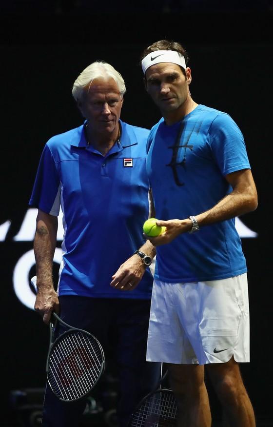 Laver Cup 2017: Federer và Nadal – bộ đôi... 200 triệu USD ảnh 3