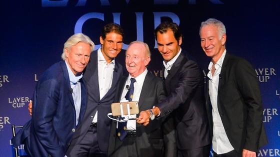 Laver Cup 2017: Federer và Nadal – bộ đôi... 200 triệu USD ảnh 2