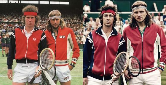 """Phim về quần vợt: """"Borg đối đầu McEnroe"""" ảnh 1"""