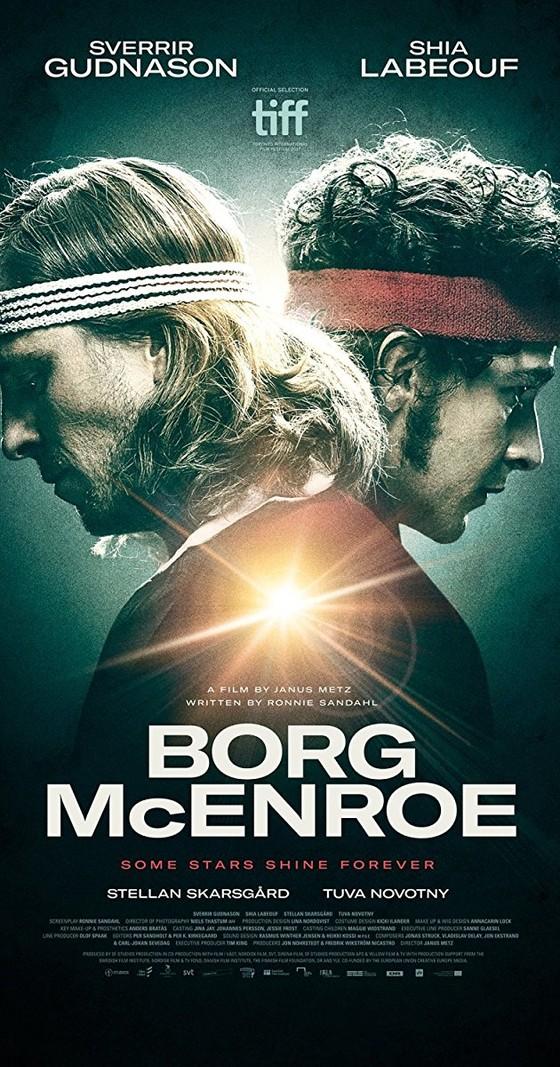 """Phim về quần vợt: """"Borg đối đầu McEnroe"""" ảnh 6"""
