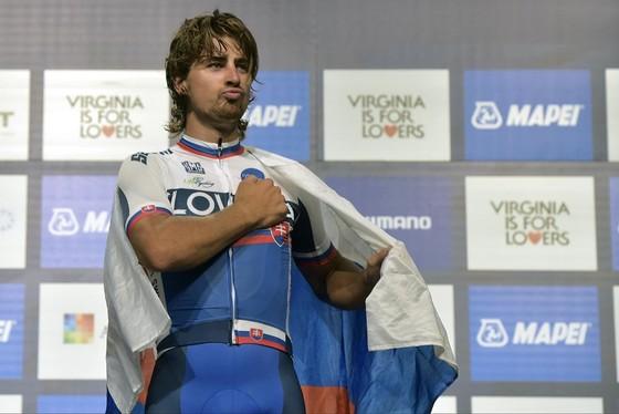 Peter Sagan: không áp lực trước nhiệm vụ bảo vệ danh hiệu ảnh 3