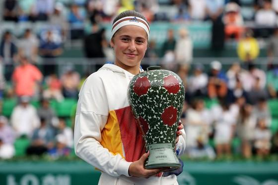 Pan Pacific Open 2017: Ơn trời, Wozniacki... vô địch rồi! ảnh 3
