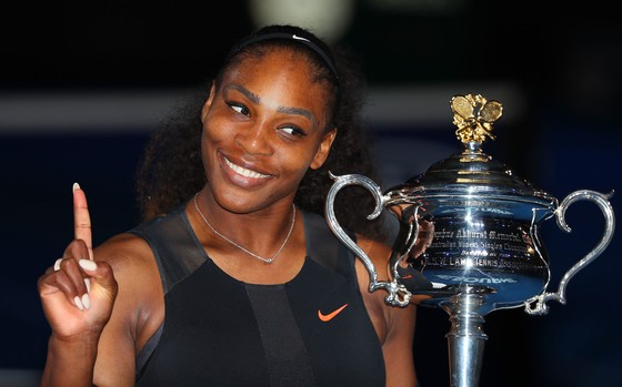 Serena Williams muốn bảo vệ ngôi vô địch Australian Open