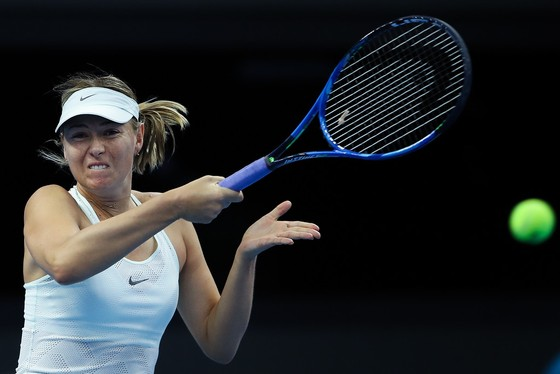 "Maria Sharapova - ""Nữ hoàng… wild-card"" ảnh 1"
