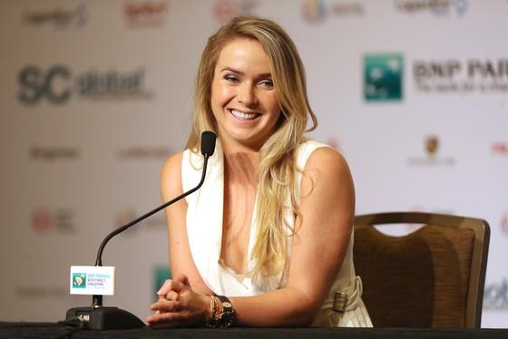 WTA Finals 2017: Bát đại mỹ nhân tề tựu tại Singapore ảnh 3