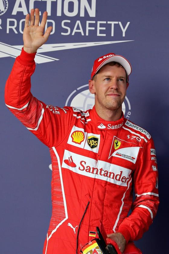 Đua xe F1 - Ferrari và giao lộ định mệnh ảnh 1