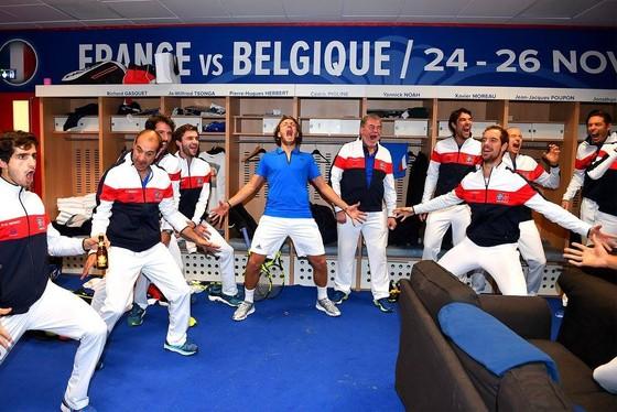 Davis Cup 2017: Pháp đăng quang lần thứ 10, và là lần đầu tiên từ năm 2001 ảnh 2