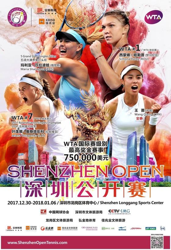 Sharapova trên từng cây số ở cung đường châu Á ảnh 5