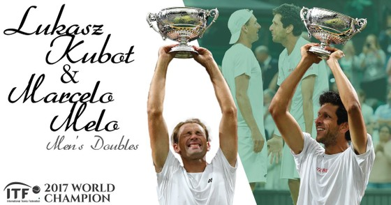 Nadal, Muguruza là Nhà vô địch ITF của năm 2017 ảnh 3